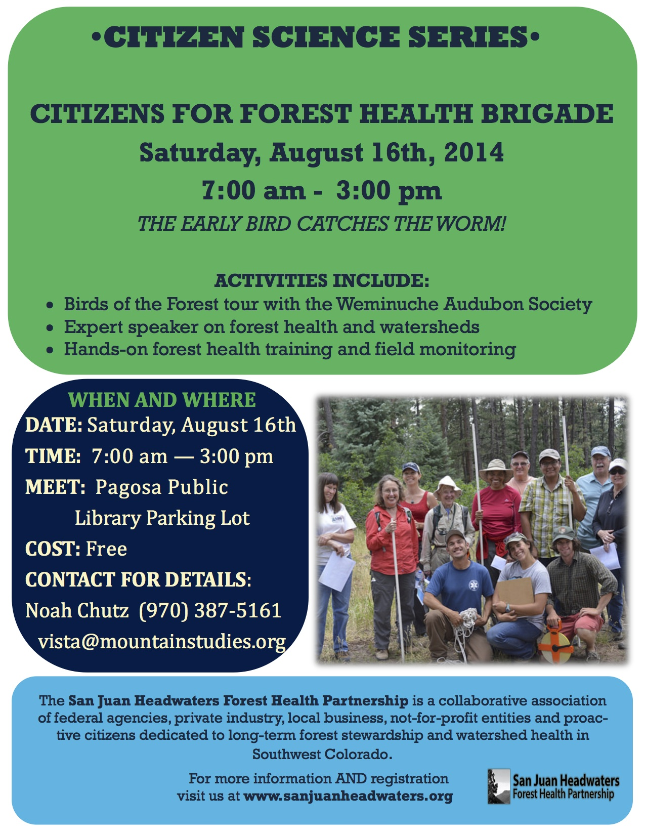 Citizens for Forest Health_August 2014